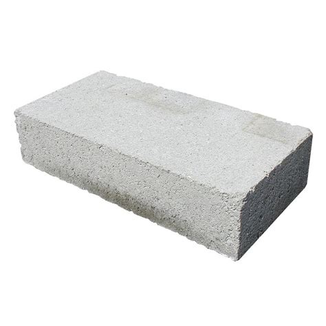 Decorative Bricks Home Depot by 16 In X 8 In X 4 In Concrete Block 30168621 The Home