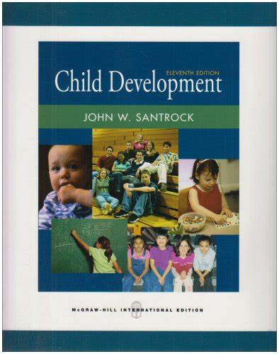 Children Santrock child development with powerweb 9780071109062 slugbooks