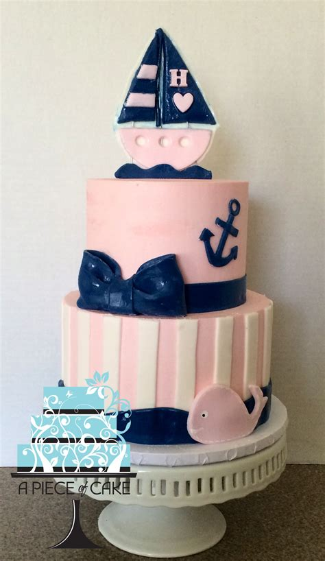 Nautical Baby Shower Cakes by Living Room Decorating Ideas Nautical Baby