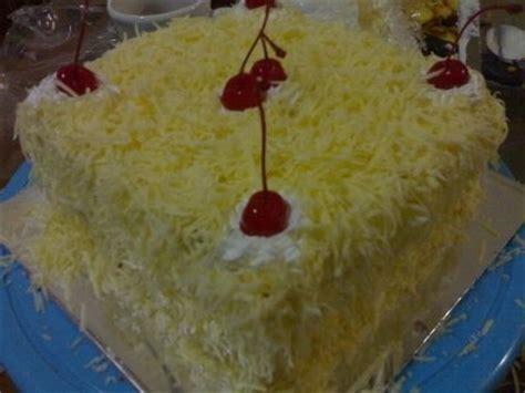 membuat kue cake cara membuat kue bolu keju indonesian sweet pinterest