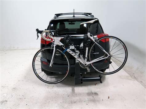 Bmw Bike Rack by Bmw X5 Thule Vertex Swing 4 Bike Rack 2 Quot Hitches Swinging