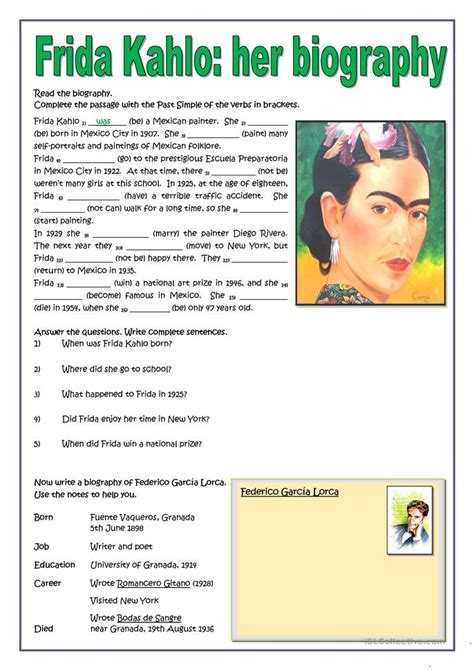 the esl writer s handbook 2nd ed pitt series in as a second language books worksheet frida kahlo worksheets caytailoc free