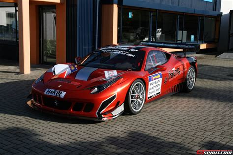 ferrari modified official ferrari 458 competition by racing one gtspirit