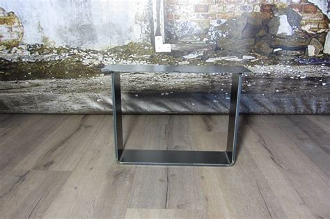 poten onderstel salontafel industrieel salontafel poot model strip industriele tafels