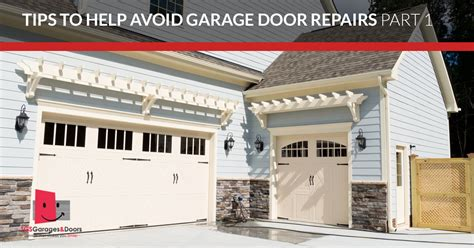 Garage Door Repair South Jersey by Garage Door Repair New Jersey Maintenance Tips For Your