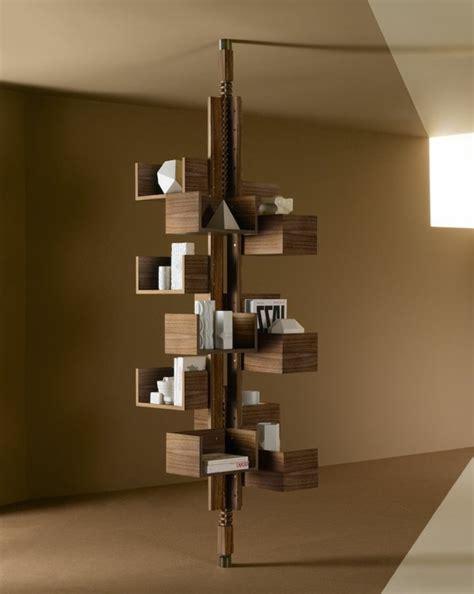 Designs créatifs de meuble bibliothèque   Archzine.fr