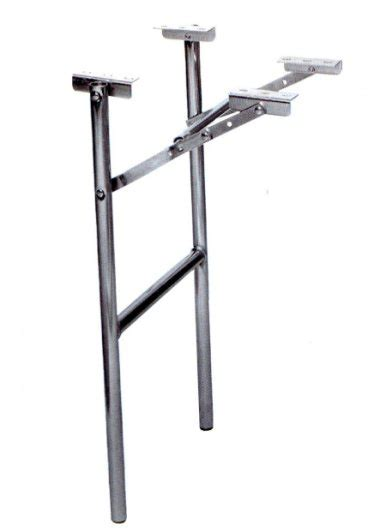 adjustable folding table legs ebco products corp table legs folding legs