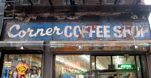 Coffee Shop In New York by Coffee Shops In New York City Ephemeral New York