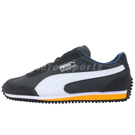 mens leather running shoes whirlwind classic leather 2013 mens retro running