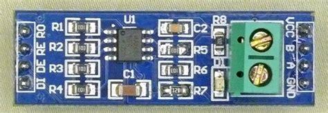 rs  module  arduino max