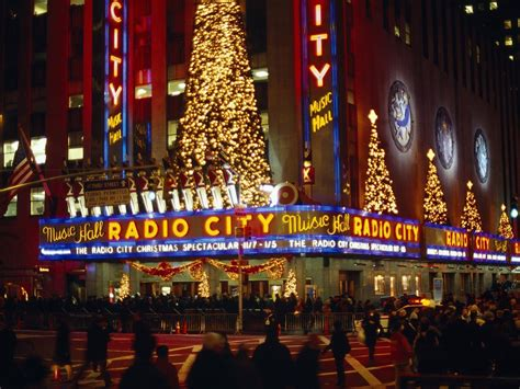 new york christmas wallpapers wallpaper cave