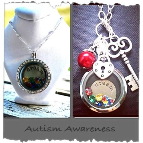 Origami Owl Autism Locket - 29 best images about awareness lockets on
