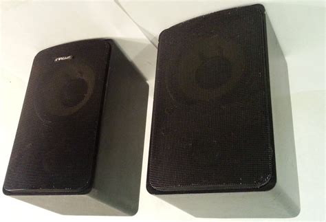 vintage optimus pro 7 bookshelf speakers ebay