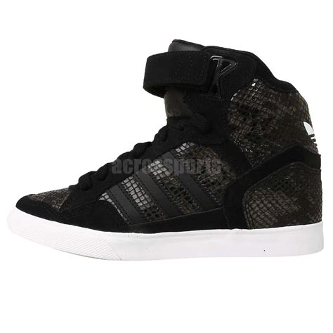 adidas originals extaball up w black snake 2015 new womens