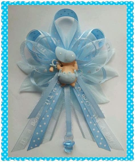 Baby Shower Pins Corsages by Blue It S A Boy Baby Shower Corsage