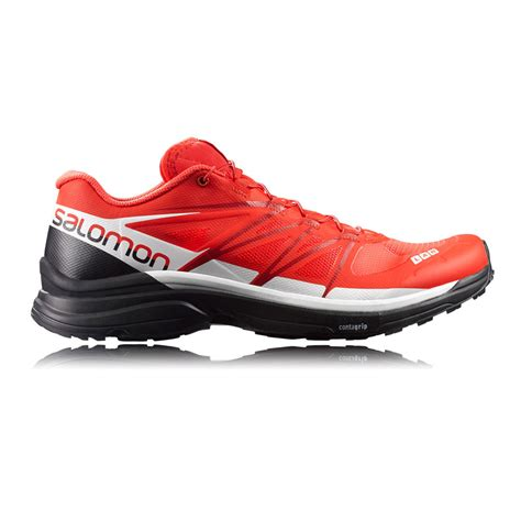 running shoes with wings salomon s lab wings 8 trail running shoes aw17 10