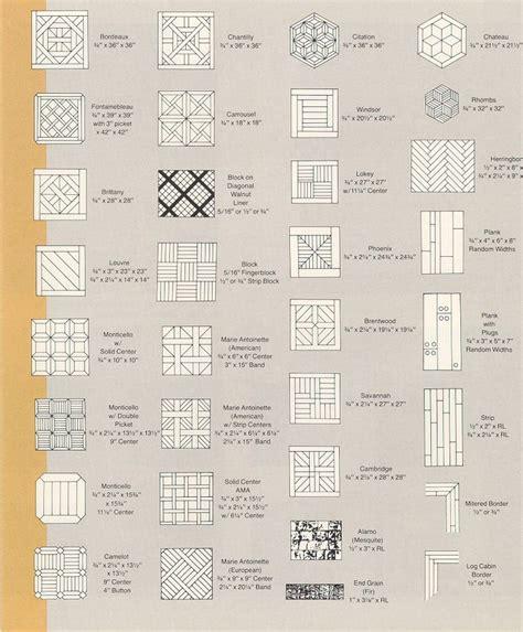 tile layout names de 25 bedste id 233 er inden for pattern names p 229 pinterest