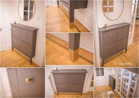 ikea shoe cabinet hack ikea hack hemnes shoe cabinet storage for tall baseboards