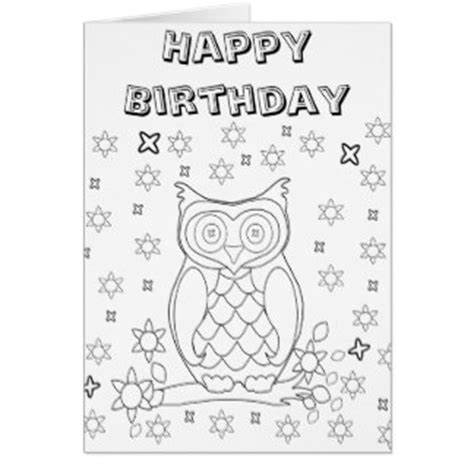 color your own cards color your own greeting cards zazzle