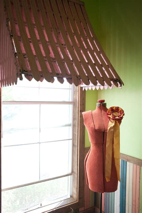 indoor window awnings 14 best images about loving the junk gypsies on pinterest