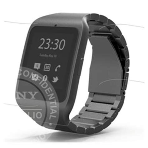 Jam Sony Smartwatch 3 sony smartwatch 3 stainless steel band shows up in leaked