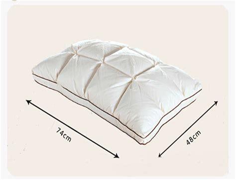cuscini di piume acquista all ingrosso cuscino di piume da grossisti