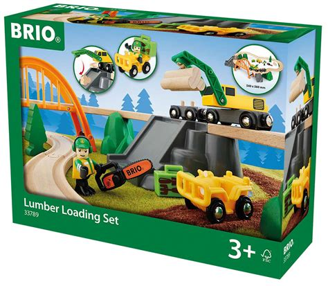 Brio Set brio lumber loading set 33789 33789