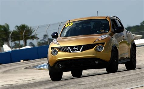 nissan manual transmission cars track tested 2013 nissan juke sl fwd manual transmission