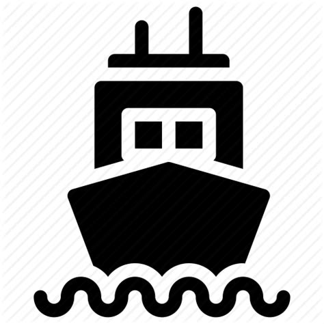 canal boat icon cruise ship icon type png pictures to pin on pinterest
