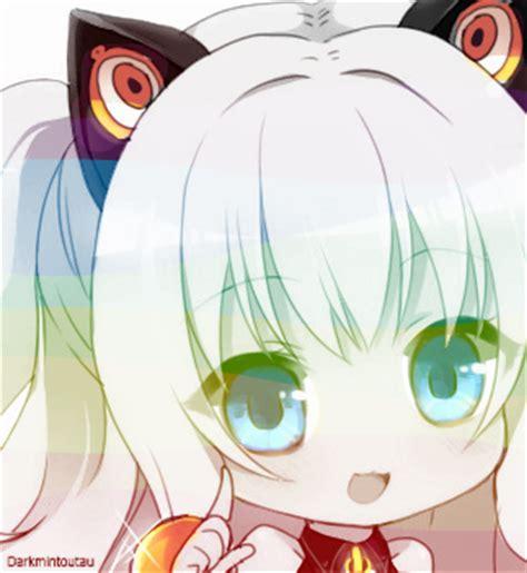 anime icon anime icon contest round 4 neko anime character pick