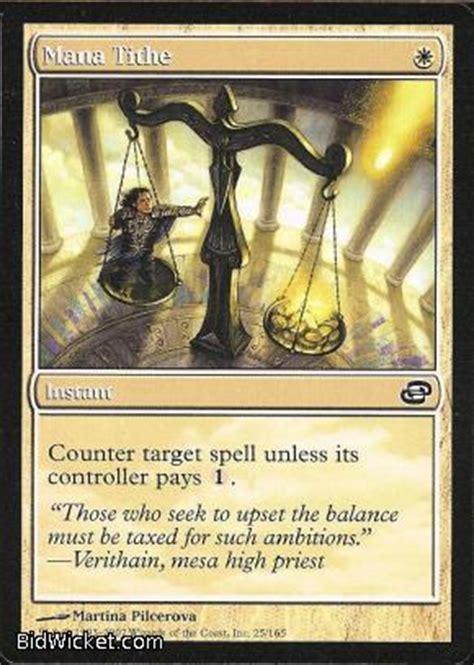 Mtg Magic The Gathering Benalish Commander Planar Chaos Singles mana tithe