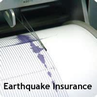 Insurance Claim Letter For Earthquake Earthquake Insurance Oregon Cost