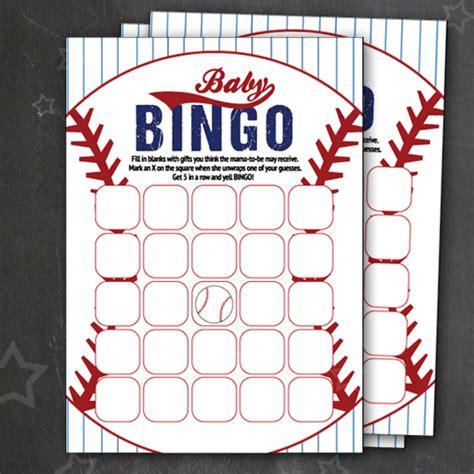 free baseball baby bingo cards aspen