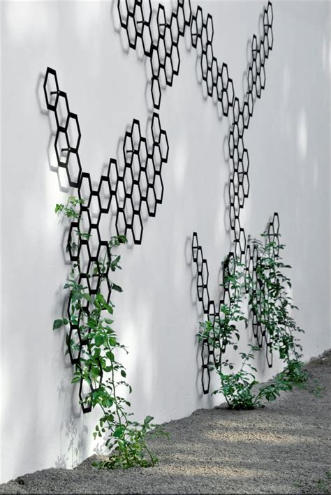 Decorative Plant Trellis Decorative Trellis System Comb Ination By Flora