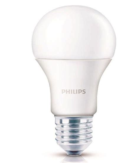 Philips 10 5w Single Led Bulbs Cool Day Light Available At Led Light Price