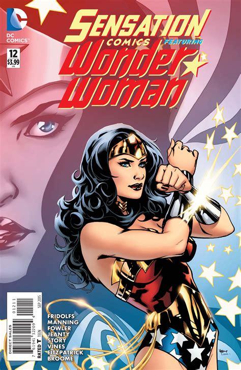 Sensation Comics Featuring Vol 2 Ebook E Book may150178 sensation comics featuring 12