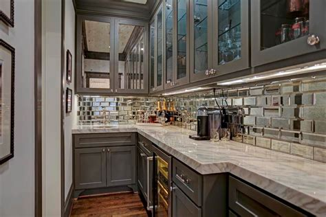 mirrored subway tiles top mirrored subway tiles cabinet hardware room how to