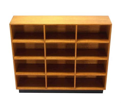 solid wood modern bookcase solid wood shelving unit bookcase mid century modern at