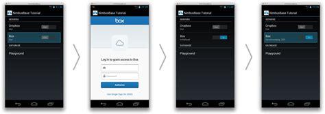 android tutorial on github github nimbusbase nimbusbase android tutorial syncing