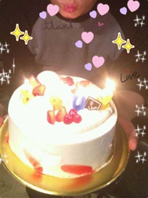 Lilin Happy Birthday Glitter Ultah Kue Cake Ulang Tahun Murah selamat ulang tahun 2pm wooyoung yencrutt 09 菖蒲寺島