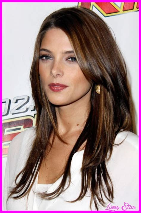 hairstyles with long bangs and layers long layered haircuts with side bangs livesstar com