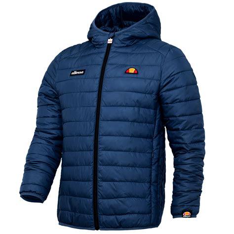 Ellesse Padded Jacket ellesse heritage lombardy mens padded jacket coat ebay