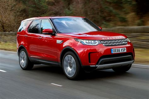 land rover discovery sport 2017 red road test land rover discovery hse luxury 2 0 sd4 auto