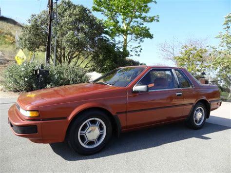 84 nissan 200sx 1984 nissan 200sx 200sx coupe b14 s12 silva in el cajon ca