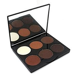 Contour 8 Colors Medium Palette Concealer Shading buy ucanbe cosmetics 6 color contour and highlighting powder foundation palette contouring