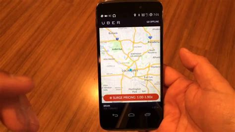 Youtube Tutorial Uber | uber surge pricing tutorial part 4 action youtube