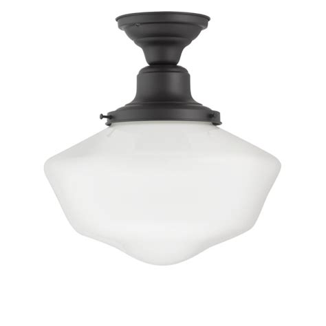 Schoolhouse Ceiling Lights Rejuvenation Jefferson Overhead Schoolhouse Ceiling Light