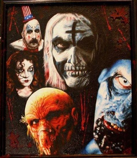 rob zombie house of 1000 corpses house of 1000 corpses rob zombie film art pinterest