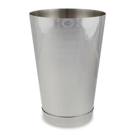 Cocktail Shaker 530ml mezclar 18oz toby tin cocktail shaker can at drinkstuff