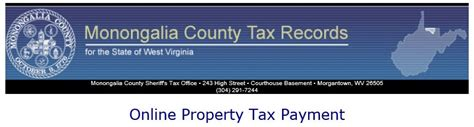 Monongalia County Tax Office by Monongalia County Sheriff Tax Office